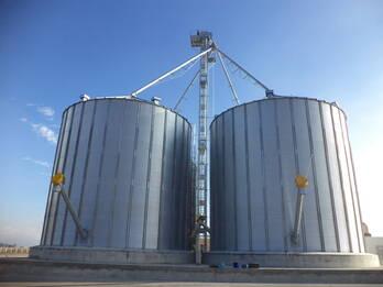 Resultado de imagen para silos acopio
