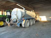 cisterna para de abono organico