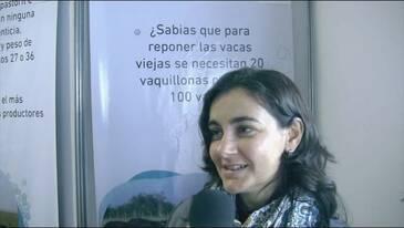 Recría de Hembras: Adelantar edad de entore a 15 meses. Jorgelina Flores