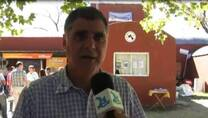 Sanidad en Rodeo Lechero: Claudio Glauber