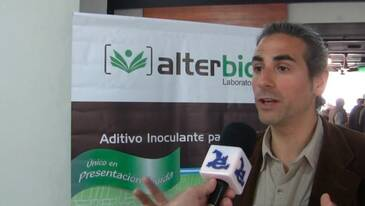 Inoculantes Líquidos: Guillermo Garatte en Jornada Cultivos de Verano