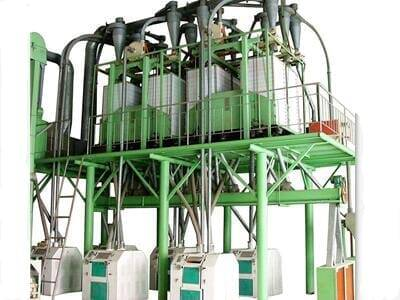 Traditional Corn Grinding Mill And The Current Comparison