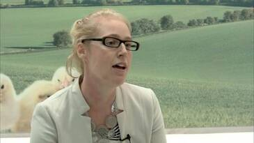 Respiratory difficulties and solutions for poultry - Julie Feyaerts, Product Manager Nutrex