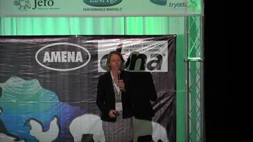 Charlotte Lauridsen talks about vitamin E requirements for swine