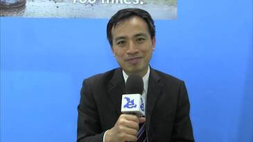 Video in Mandarin Chinese: Nutriad offers specific solutions for aquaculture - Allen Wu
