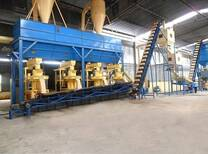 Target of Wood Pellet Mill to Control Environment
