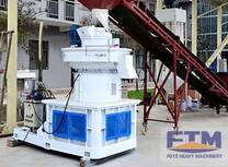 How to Change the Mold of FTM Wood Pellet Mill?