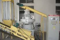 Modulating and Cooling Work for Wood Pellet Mill