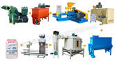 Fish Feed Production Line/Fish Feed Machinery