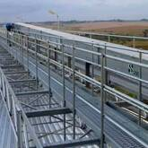 Silver Span ® Conveyor Support System