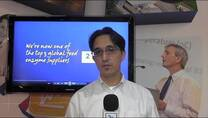 Quantum Blue and Econase at IPPE 2014: Gilson Gomes (AB Vista)