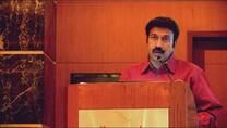 "Aqua Feed Milling Towards a ""Better Tomorrow"". Dr. P .E. Vijay Anand (U.S. Soybean Export Council)"
