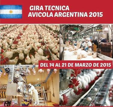 Gira técnica Avicola Argentina 2015