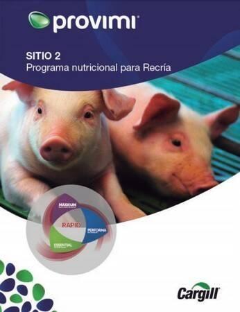Rapid - Programa Nutricional para lechones destetados