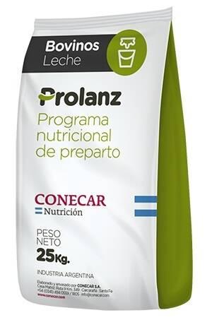 Prolanz - Programa nutricional para preparto