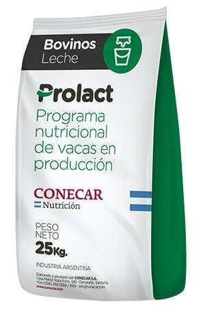 Prolact - Programa nutricional de vacas en producción