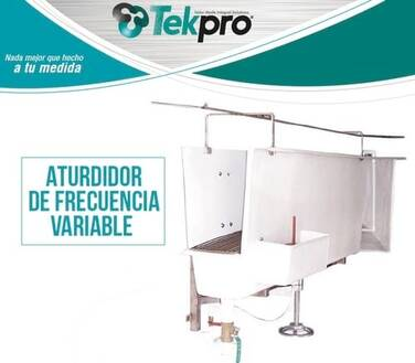 Aturdidor de Frecuencia Variable - TEKPRO