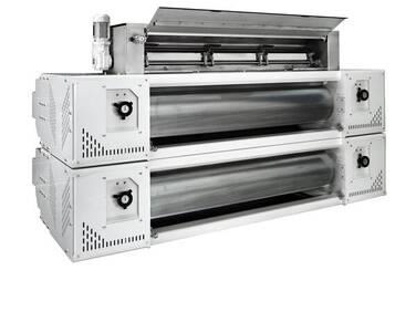 Molino triturador de cilindros - OLCB