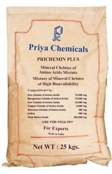 PRICHEMIN PLUS (uso en Avicultura )