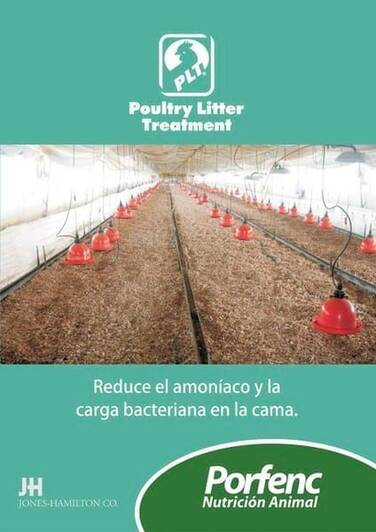 PLT (Poultry Litter Treatment)
