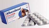 Albendazol potenciado
