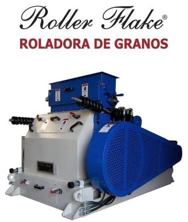 Roladora de Granos Roller Flake
