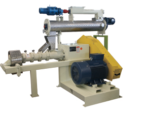 SPHG2500b Extrusora de processamento seco