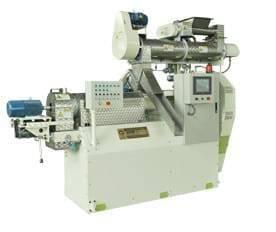 SPHS120 - Extrusora de alimentações de estimaçãos de processamento úmido