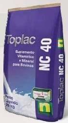 Toplac NC 40, Suplemento para novilhas até a puberdade