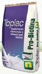 Toplac Pro-Biotina, Suplemento vitamínico para nutrição animal