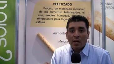 Aglutinante para Pellet, Evaristo Gutierrez (G. Nutec)
