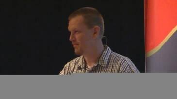 Girasol: Mapeo del genoma, Jhon Burke
