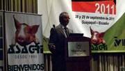 Circovirus en granjas Porcinas: Santiago Eusse en PorciAndina 2011