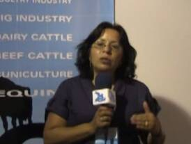 Saccharomyces como desafío microbiano patogénico, Margarita Trujano (CEVA)