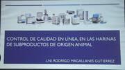 Control de calidad en harinas de origen animal