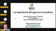 La importancia del agua en la avicultura, Mario Penz