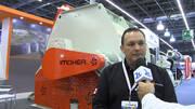 Imdher: Mezcladora de 10 ton y 200 caballos