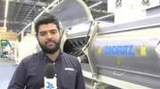 Acondicionador CM para producción de pienso peletizado