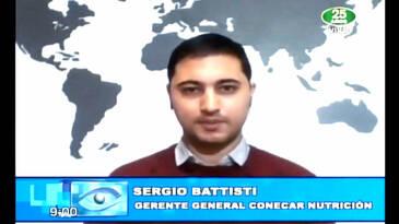 Gestión Integral, Sergio Battisti