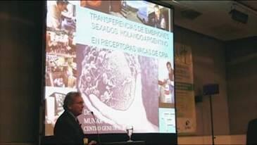Transferencia de Embriones Sexados. Carlos Munar.