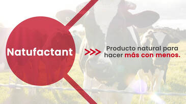 """Natufactant: """"Producto natural para hacer más con menos"""""""