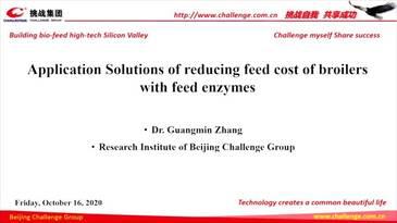 Soluciones para reducir el costo de alimentación de pollos de engorda mediante la aplicación de enzimas