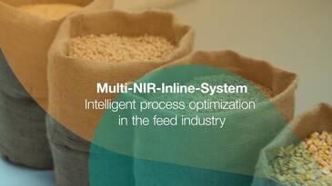 Sensor en línea Multi Nir de Bühler - Optimice su proceso