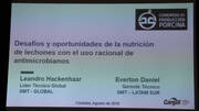 Desafíos y oportunidades de la nutrición de lechones con el uso racional de antimicrobianos