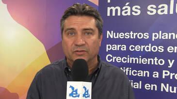 Situación del negocio porcino, Guillermo Cáceres