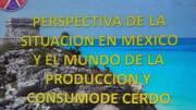 Producción y consumo de cerdo en México y el Mundo