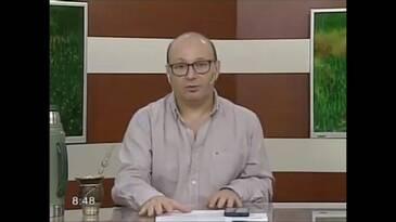 Estrés calórico en tambos, Rodolfo Gonsolín