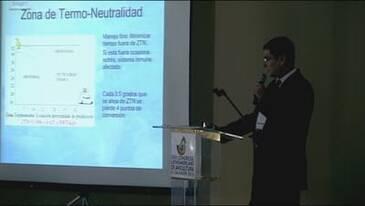 Desarrollo de Pollos de engorde, su relación con el confort, Javier Alvarado (Aviagen)