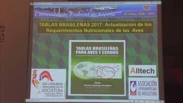 Actualización de requerimientos nutricionales: Prof. Horacio Rostagno