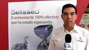 Antioxidante: Guilherme Goncalves presenta Selisseo